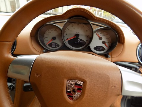 Porsche Cayman S 9