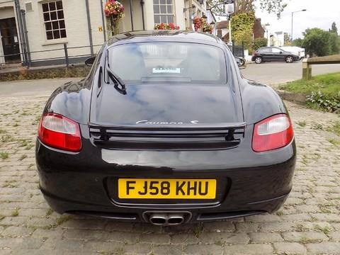 Porsche Cayman S 14
