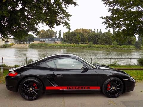 Porsche Cayman S 23