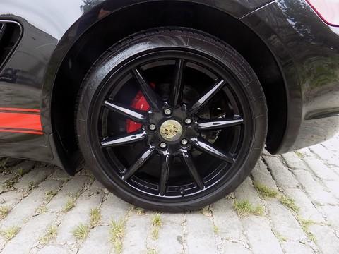 Porsche Cayman S 36