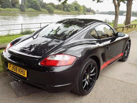 Porsche Cayman S 43