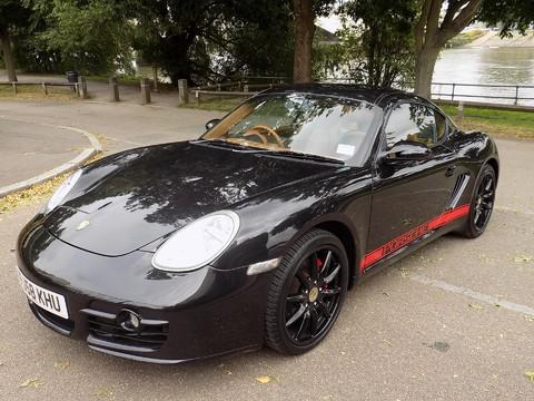 Porsche Cayman S 50