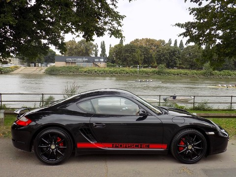 Porsche Cayman S 44