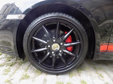 Porsche Cayman S 4