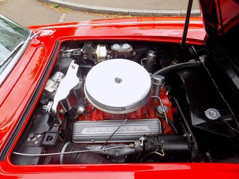 Chevrolet Corvette C1 23