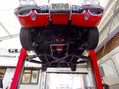 Chevrolet Corvette C1 76