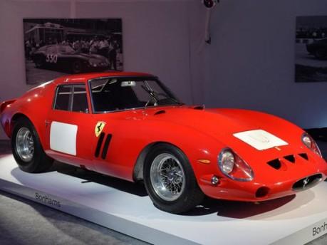 Ferrari 250 GTO fetches world record price!