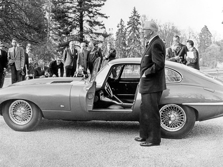 Remembering the 60th anniversary of the E-type launch