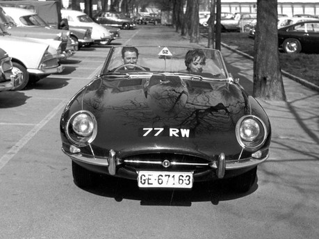 Remembering the 60th anniversary of the E-type launch 2
