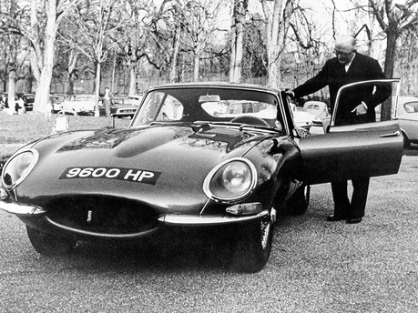 Remembering the 60th anniversary of the E-type launch 5