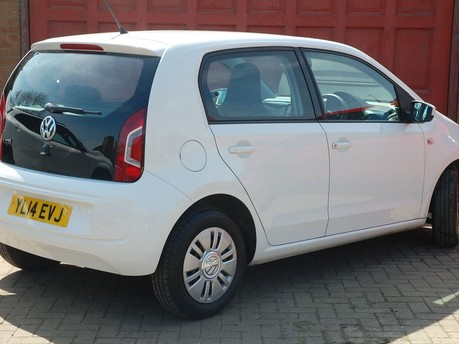 Volkswagen Up 1.0 MOVE UP 5dr 2