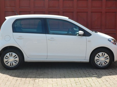 Volkswagen Up 1.0 MOVE UP 5dr 12