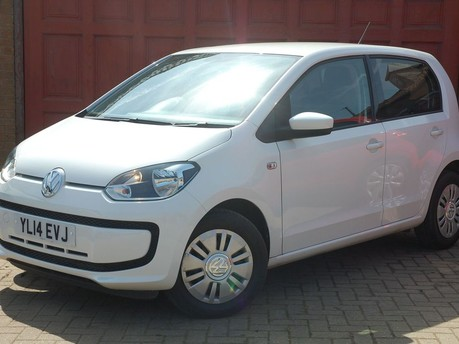 Volkswagen Up 1.0 MOVE UP 5dr 6