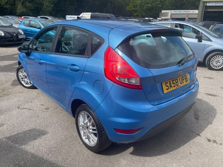 Ford Fiesta STYLE PLUS 5