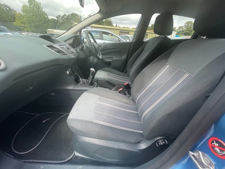 Ford Fiesta STYLE PLUS 12
