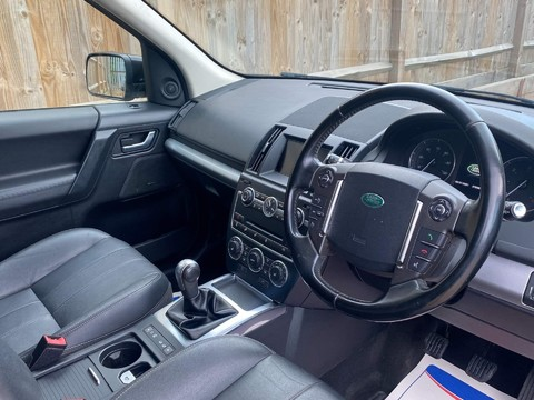 Land Rover Freelander 2 TD4 XS 8