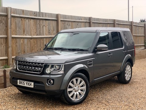 Land Rover Discovery SDV6 COMMERCIAL XS 1