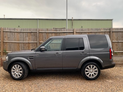 Land Rover Discovery SDV6 COMMERCIAL XS 5