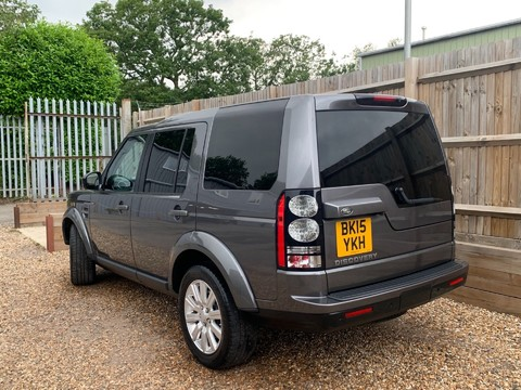 Land Rover Discovery SDV6 COMMERCIAL XS 6