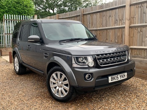 Land Rover Discovery SDV6 COMMERCIAL XS 7