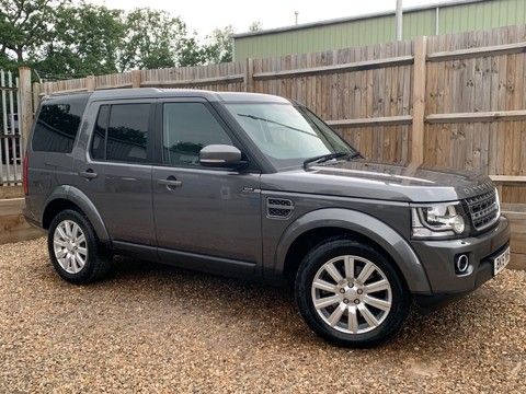 Land Rover Discovery SDV6 COMMERCIAL XS 8