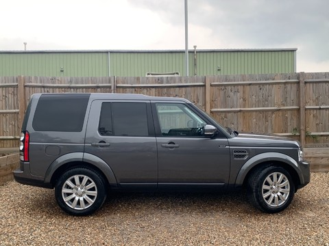 Land Rover Discovery SDV6 COMMERCIAL XS 9