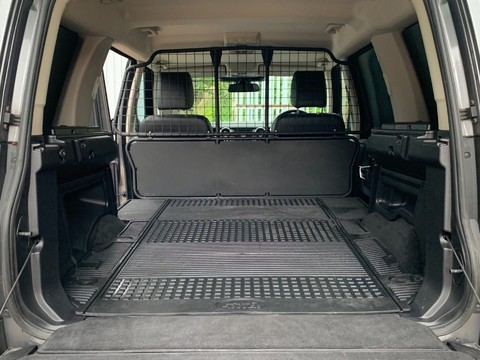 Land Rover Discovery SDV6 COMMERCIAL XS 17
