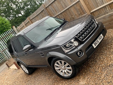 Land Rover Discovery SDV6 COMMERCIAL XS 20