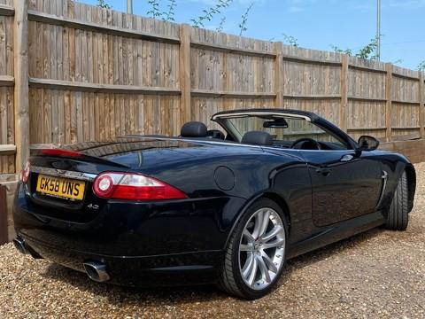 Jaguar XK CONVERTIBLE 6
