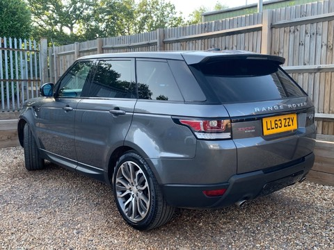 Land Rover Range Rover Sport SDV6 HSE DYNAMIC 5