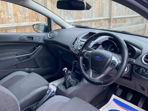 Ford Fiesta SPORT TDCI 2