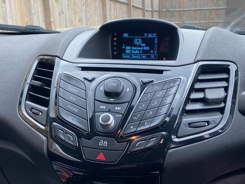 Ford Fiesta SPORT TDCI 10