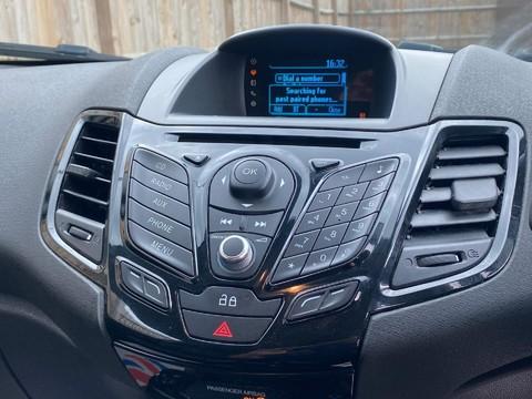 Ford Fiesta SPORT TDCI 11