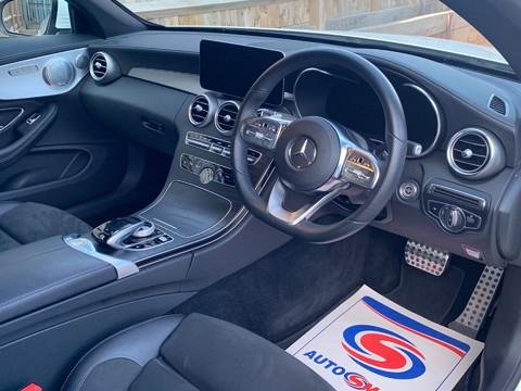 Mercedes-Benz C Class C 220 D AMG LINE PREMIUM PLUS 18