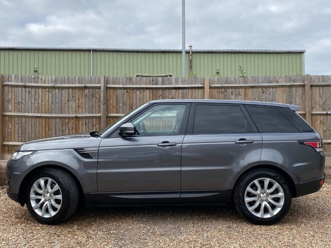 Land Rover Range Rover Sport TDV6 SE 4