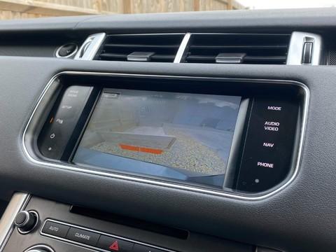 Land Rover Range Rover Sport TDV6 SE 18
