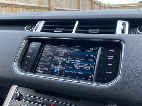 Land Rover Range Rover Sport TDV6 SE 19
