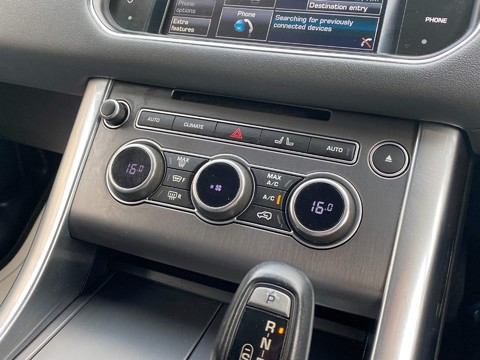 Land Rover Range Rover Sport TDV6 SE 20
