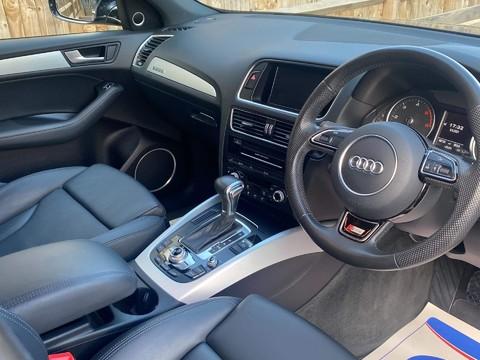Audi Q5 TDI QUATTRO S LINE PLUS 13