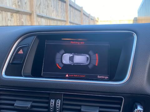 Audi Q5 TDI QUATTRO S LINE PLUS 18