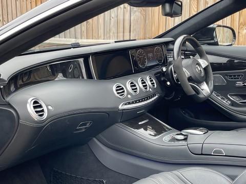 Mercedes-Benz S Class AMG S 63 14