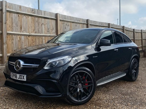 Mercedes-Benz Gle AMG GLE 63 S 4MATIC NIGHT EDITION 1
