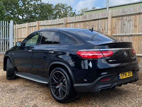 Mercedes-Benz Gle AMG GLE 63 S 4MATIC NIGHT EDITION 4