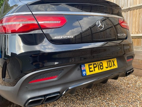 Mercedes-Benz Gle AMG GLE 63 S 4MATIC NIGHT EDITION 5