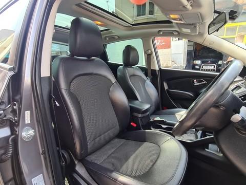 Hyundai Ix35 PREMIUM CRDI 4WD 8