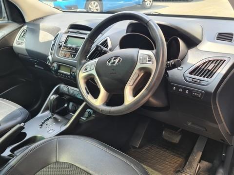 Hyundai Ix35 PREMIUM CRDI 4WD 9
