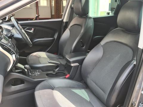 Hyundai Ix35 PREMIUM CRDI 4WD 18