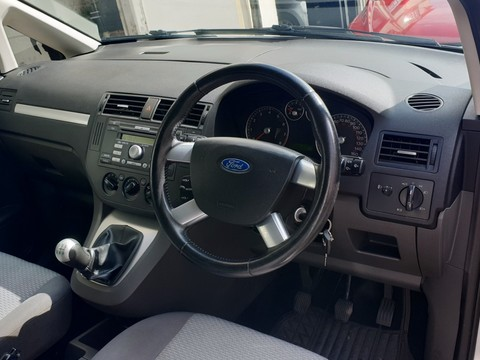 Ford Focus C-MAX ZETEC 7