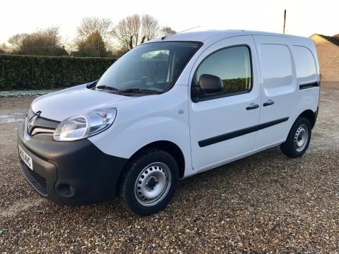 2c53a8c0dc Used Renault Kangoo ML19 1.5 DCI Eco2 75 Diesel Panel Van for sale ...
