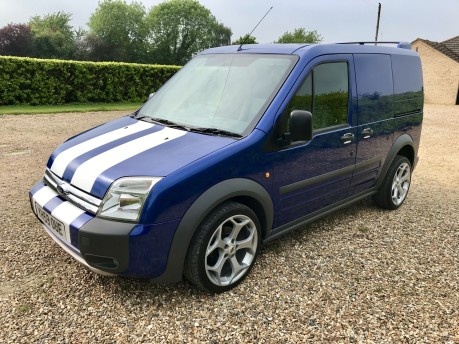 Ford Transit Connect T200 SPORT 110 TDCi Swb Diesel Panel Van